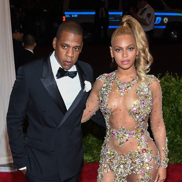 Beyoncés Ehemann Jay-Z muss zurzeit viel mitmachen