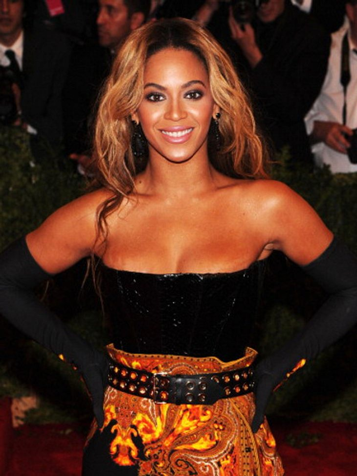 Ist Beyonce etwa doch schwanger?