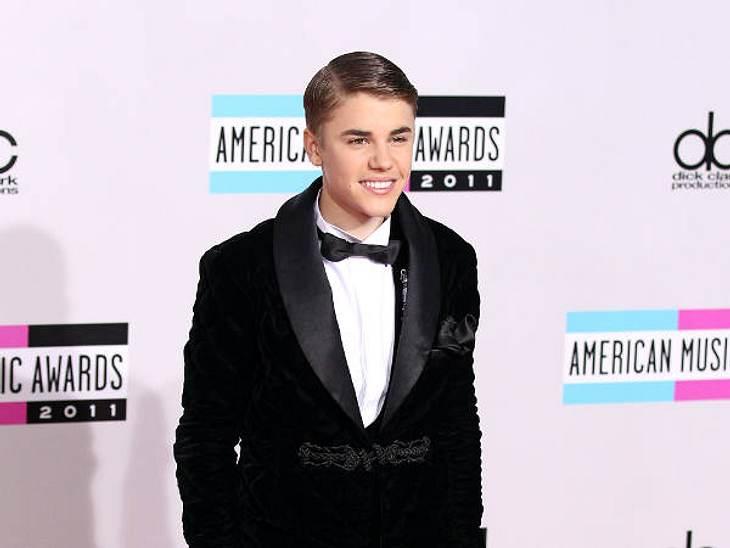 Justin Bieber: Botox gegen Stirnfalten?