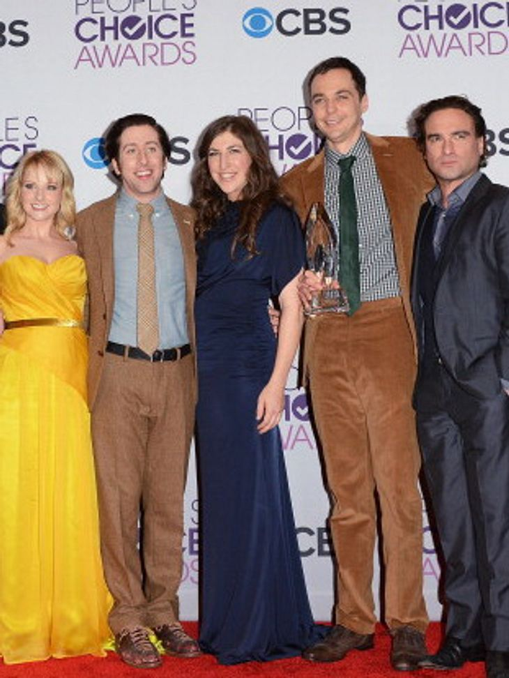 """The Big Bang Theory"": Ohne Leonard nicht mehr das Selbe"
