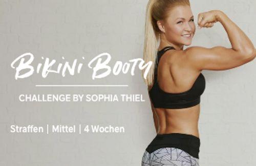 Bikini Booty Challenge