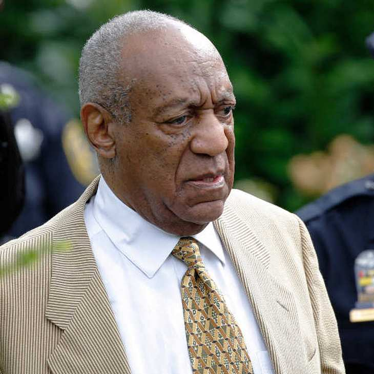 Bill Cosby ist blind!