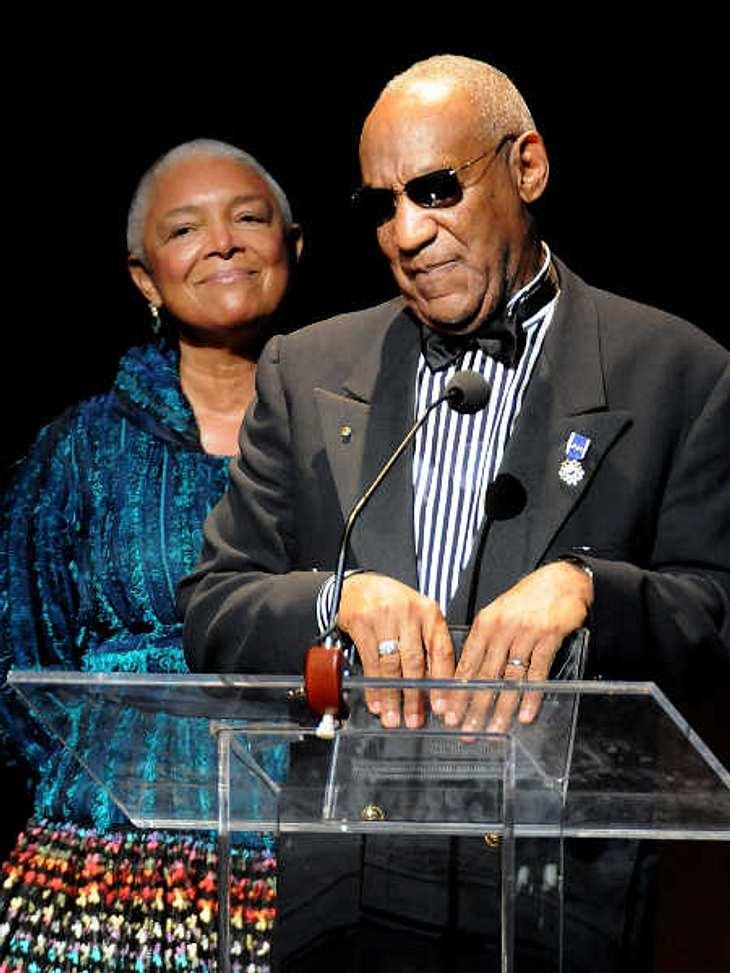Die Frau von Bill Cosby möchte sich scheiden lassen.