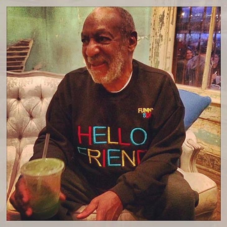 Bill Cosby ist jetzt bei Instagram.