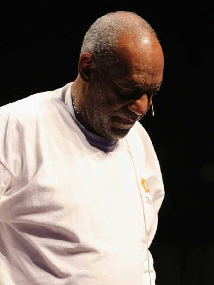 """Bill Cosby: Sein """"Walk of Fame""""-Stern wurde beschmiert"""