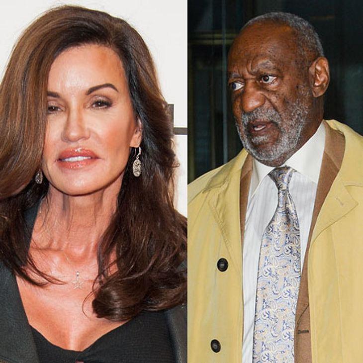Bill Cosby soll auch Ex-Model Janice Dickinson vergewaltigt haben!