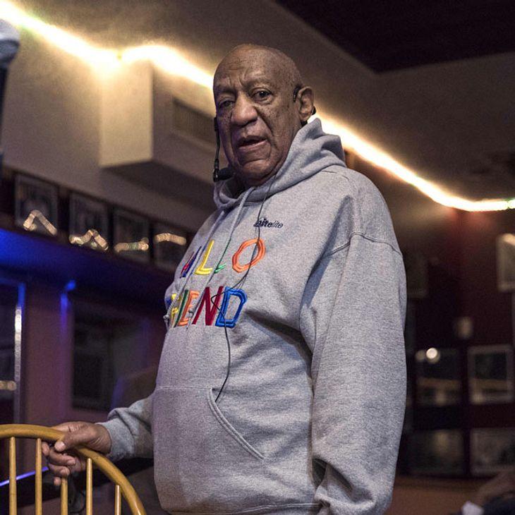 Bill Cosby: Schwerer Schicksalsschlag!