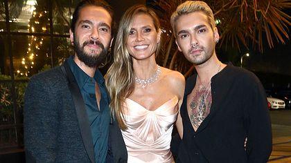 Bill Kaulitz: Bestätigt er hier die Baby-News von Heidi und Tom? - Foto: Getty Images