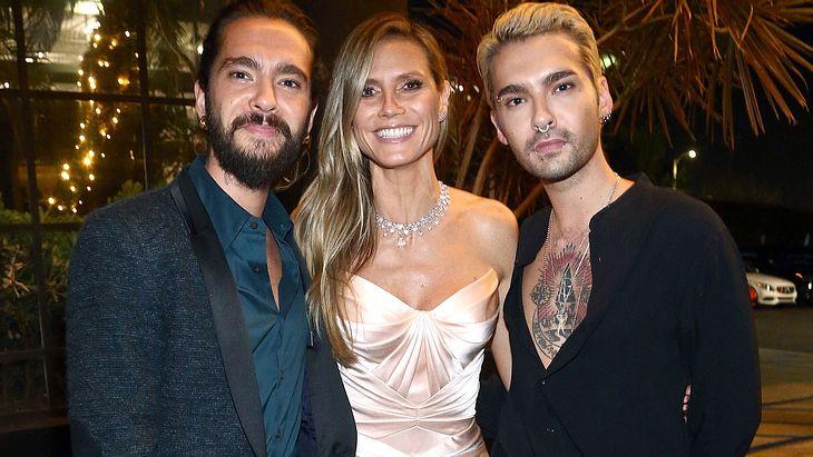 Bill Kaulitz: Bestätigt er hier die Baby-News von Heidi und Tom?