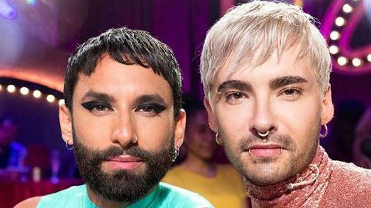 Bill Kaulitz: Nach Liebes-Gerüchten um Conchita - DAS ist ihr Beziehungs-Status!