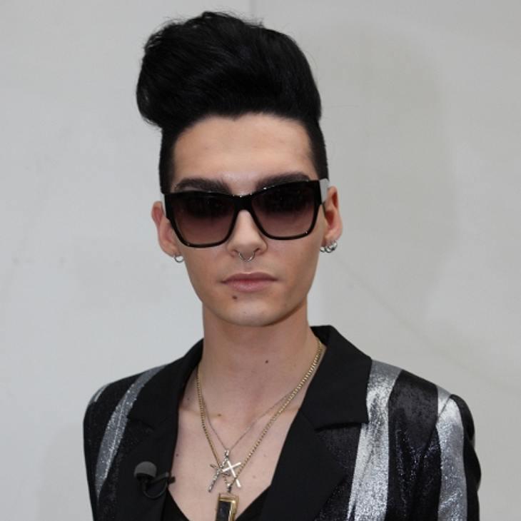 So lässig gestylt lief Bill Kaulitz als Model für Wolfgang Joop im Jahr 2010 auf der Pariser Fashion-Week.