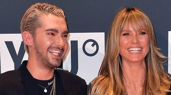 Bill Kaulitz und Heidi Klum - Foto: Getty Images