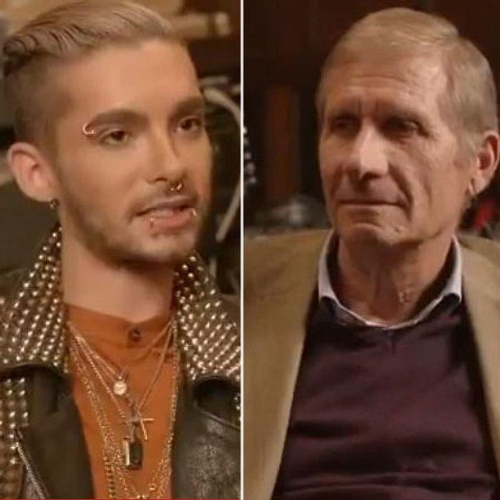 """""""Tokio Hotel""""-Sänger Bill Kaulitz und Ulrich Wickert plaudern"""