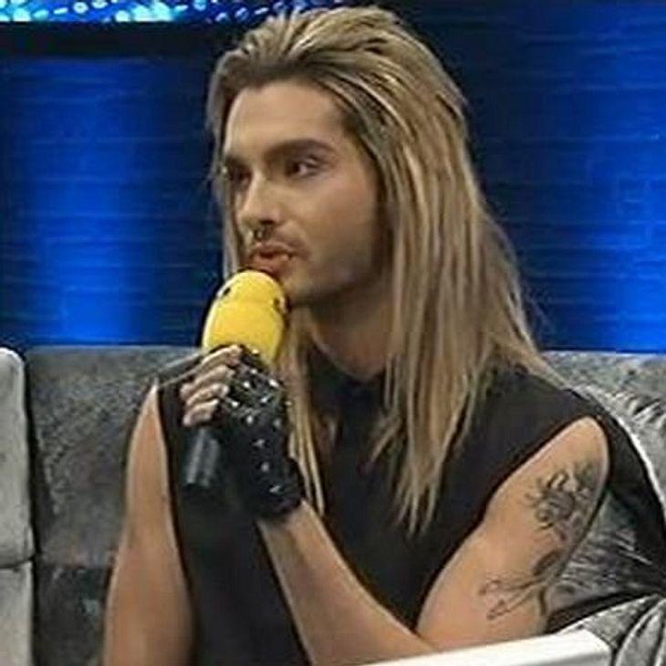 Bill mit seinem neuen Tattoo