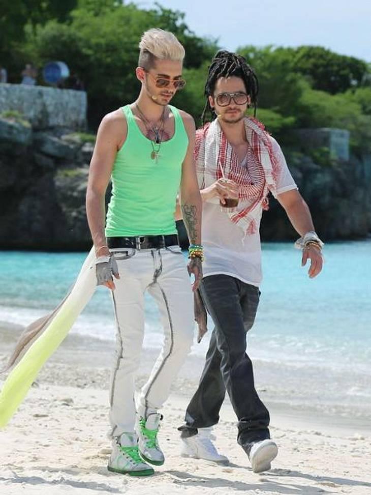 Tom Kaulitz lästert über seinen Zwillingsbruder Bill ab