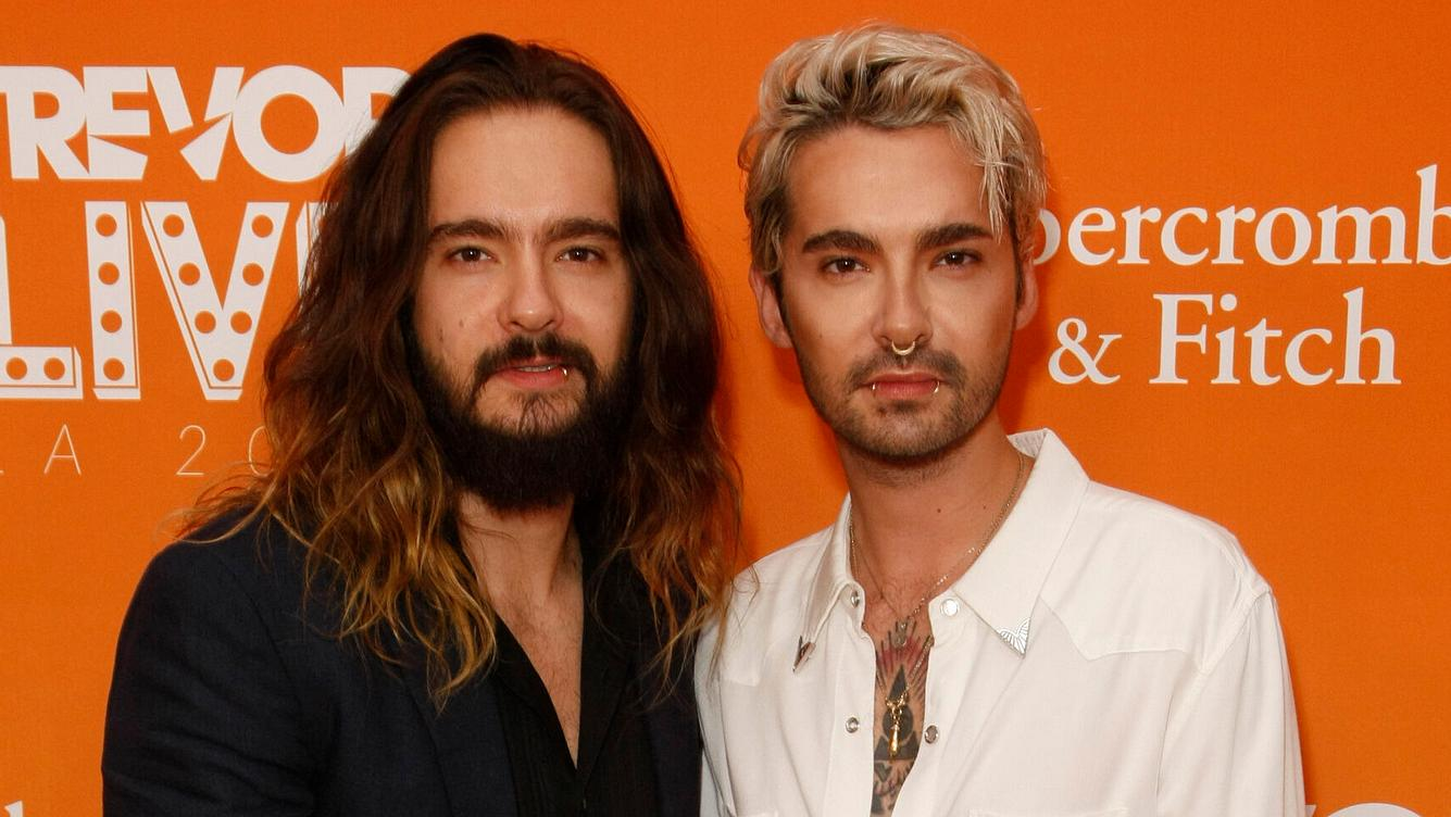 Bill und Tom Kaulitz
