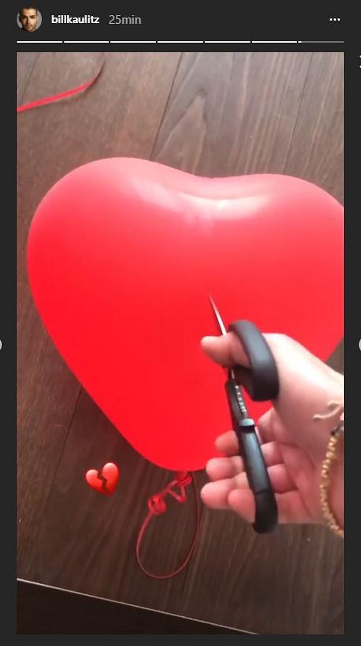 Bestätigt Bill Kaulitz hier das Liebes-Aus von Heidi Klum und Bruder Tom?