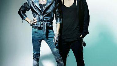 Bill Kaulitz ändert schnell sein Styling! - Foto: RTL