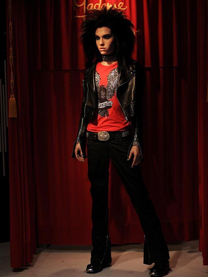 """Stars bei Madame Tussauds: Am 30. September 2008 gesellte sich auch """"Tokio Hotel""""-Star Bill Kaulitz zu seinen prominenten Wachs-Kollegen dazu."""