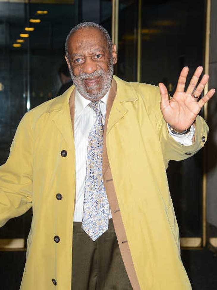 Muss Bill Cosby nun eine Geld-Strafe zahlen?