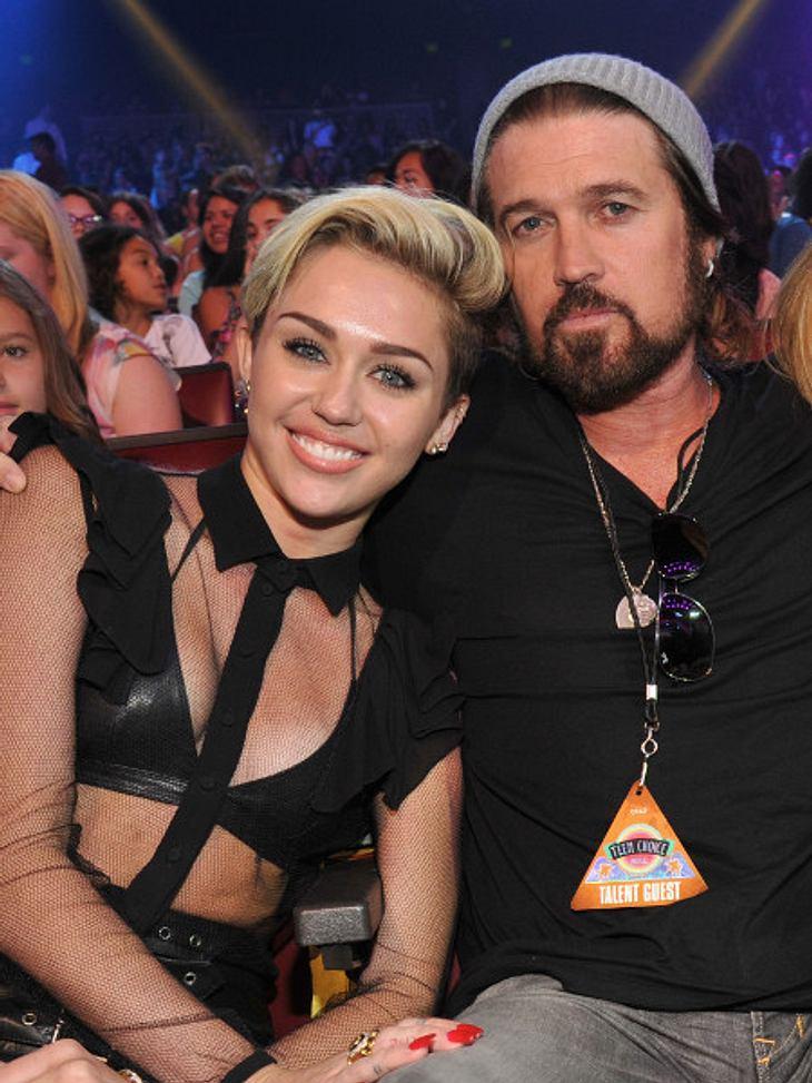 Billy Ray stellt sich vor Miley