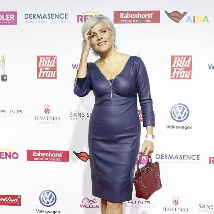 Birgit Schrowange: Süße Liebes-Überraschung!
