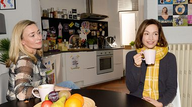 Patrizia Bachmann (Birgit Würz): Steigt sie bei GZSZ aus? - Foto: TVNOW / Rolf Baumgartner
