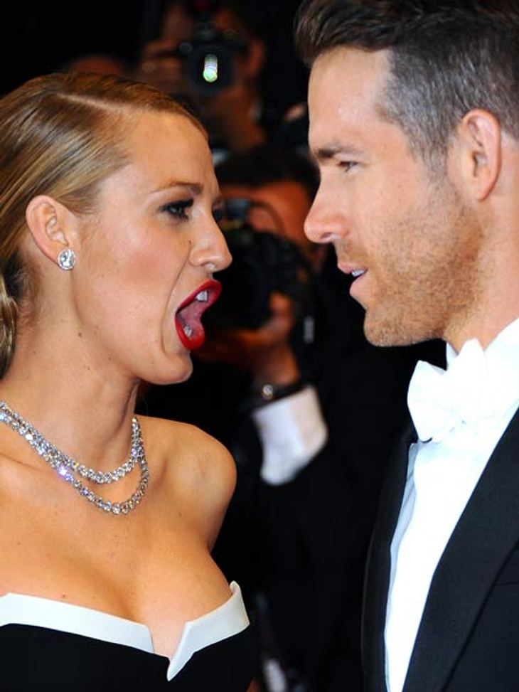 Wie heißt das Kind von Blake Lively und Ryan Reynolds?