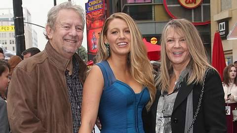 Ernie, Blake und Elaine Lively - Foto: IMAGO/ ZUMA Wire