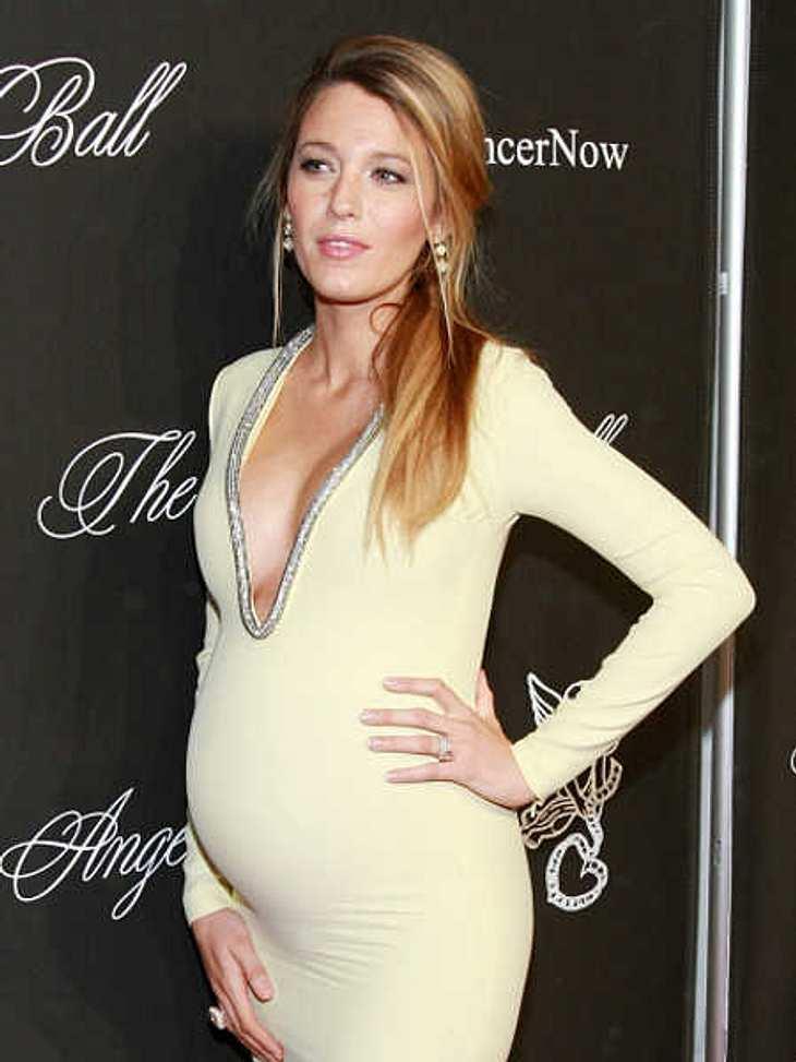 Blake Lively: Deshalb trug sie High Heels in der Schwangerschaft