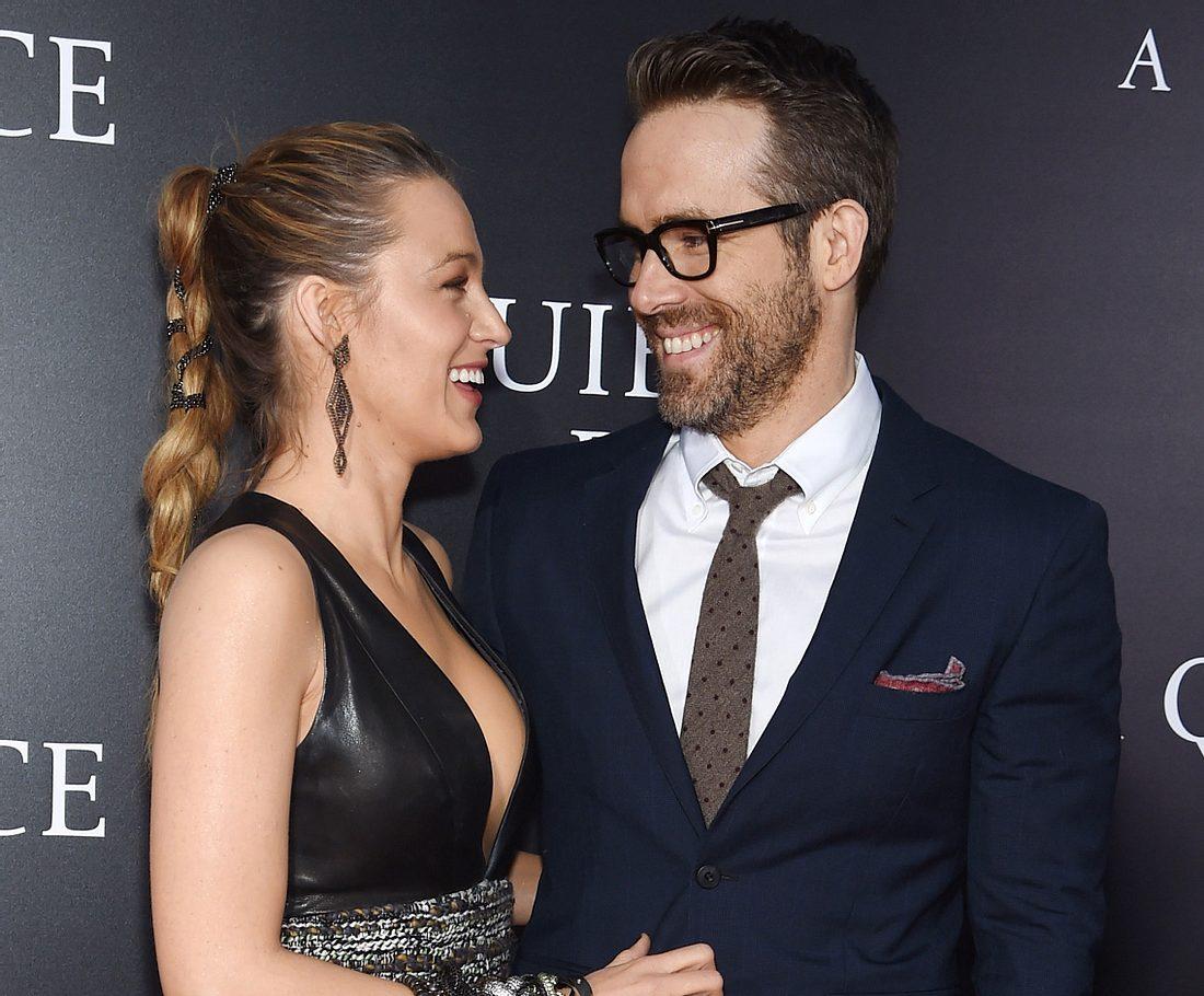 Blake Lively und Ryan Reynolds: Schwanger?