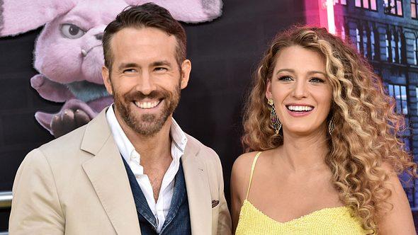 Blake Lively und Ryan Reynolds - Foto: Getty Images