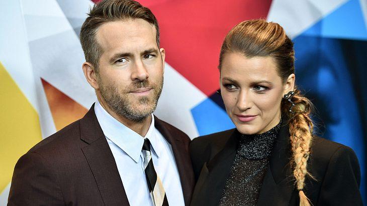 Blake Lively & Ryan Reynolds: Fremdgeh-Skandal! Ihre Ehe ist am Ende
