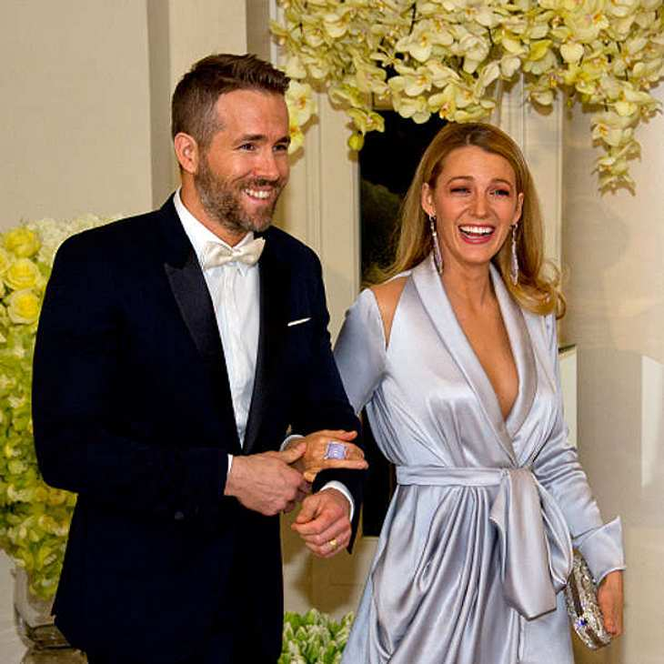 Blake Lively & Ryan Reynolds: Schwanger mit Baby Nummer 2 ... Blake Lively And Ryan