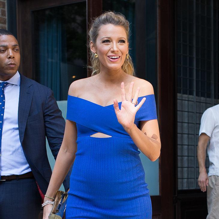 Blake Lively erwartet ihr zweites Kind