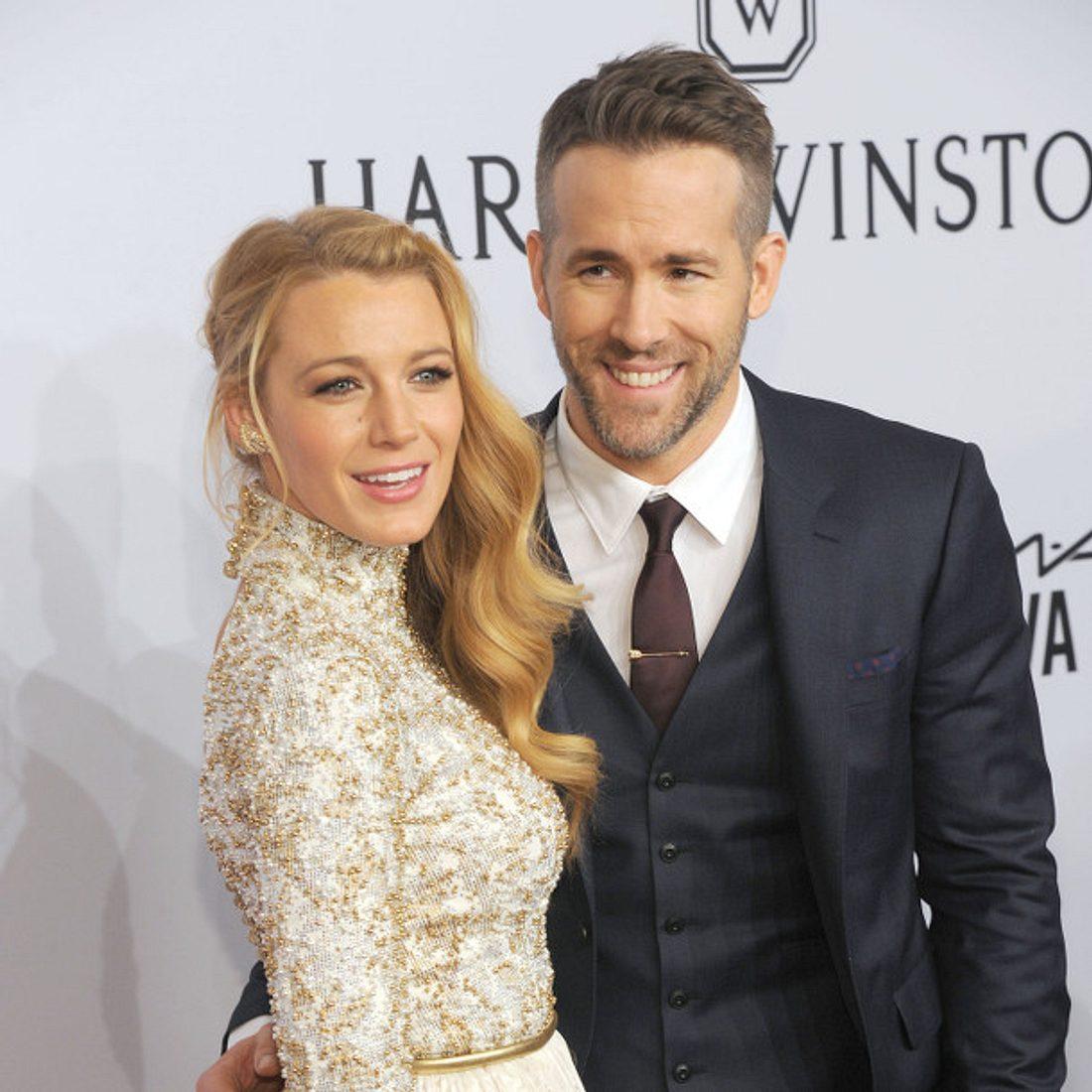 Ryan Reynolds und Blake Lively sind seit September 2012 verheiratet