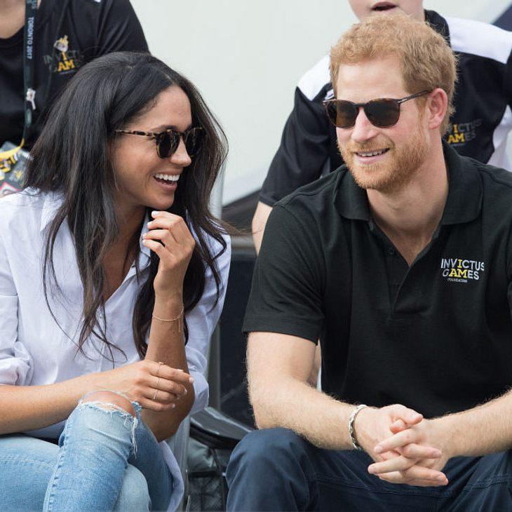 Treten Prinz Harry und Meghan Markle bald vor den Altar?