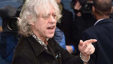 Bob Geldorfs Projekt Band Aid 30 wurde auf Deutsch aufgenommen
