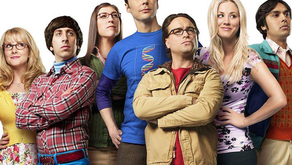 The Big Bang Theory - Foto: CBS