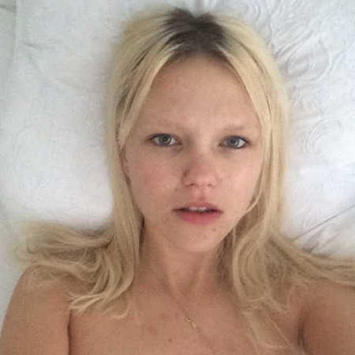 Bonnie Strange: Oben-Ohne-Selfie auf Instagram! | InTouch