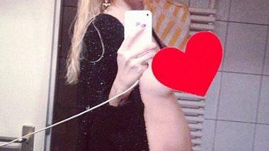 Bonnie Strange: Busen-Shitstorm wegen Bauch-Bild! - Foto: facebook.com/bonnie_strange