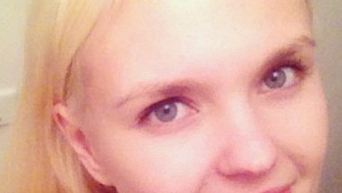 So sieht Bonnie Strange ohne ihr Make-Up aus. - Foto: Facebook / Bonnie Strange