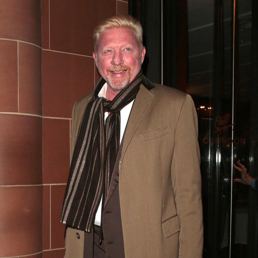 Boris Becker feierte mit 150 Gästen