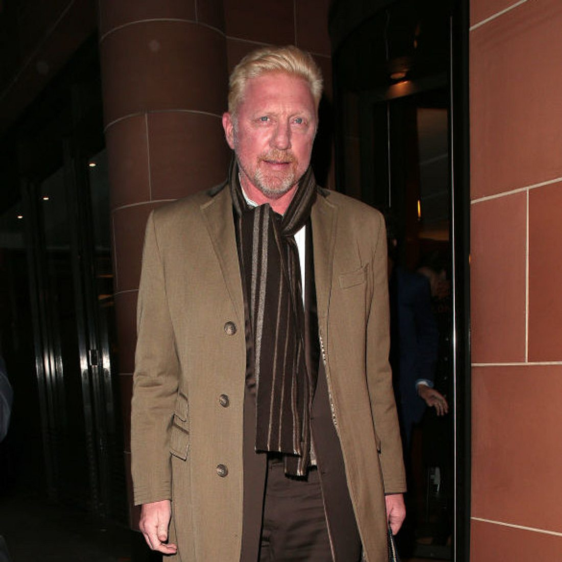 Boris Becker hat es momentan nicht leicht