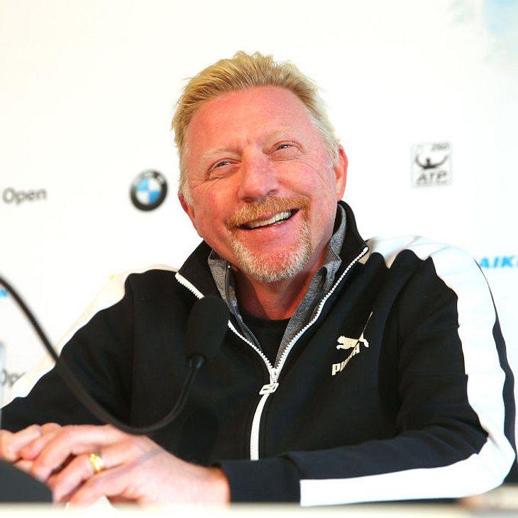 Boris Becker kann wieder aufatmen