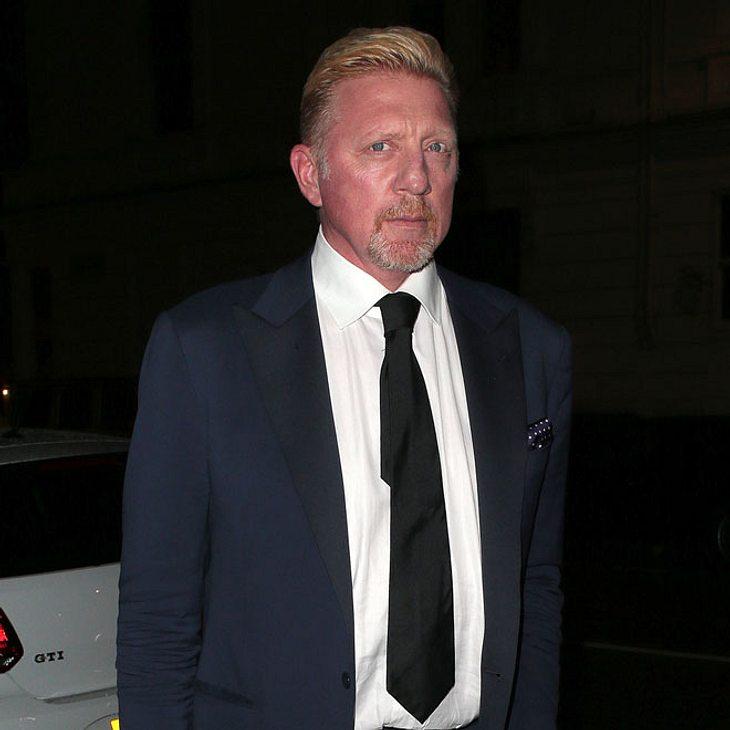 Boris Becker: Neuer Skandal um den Ex-Tennisprofi!