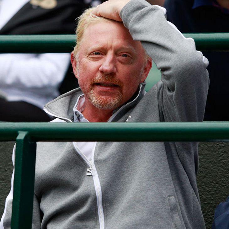 Boris Becker: Dramatische Diagnose!