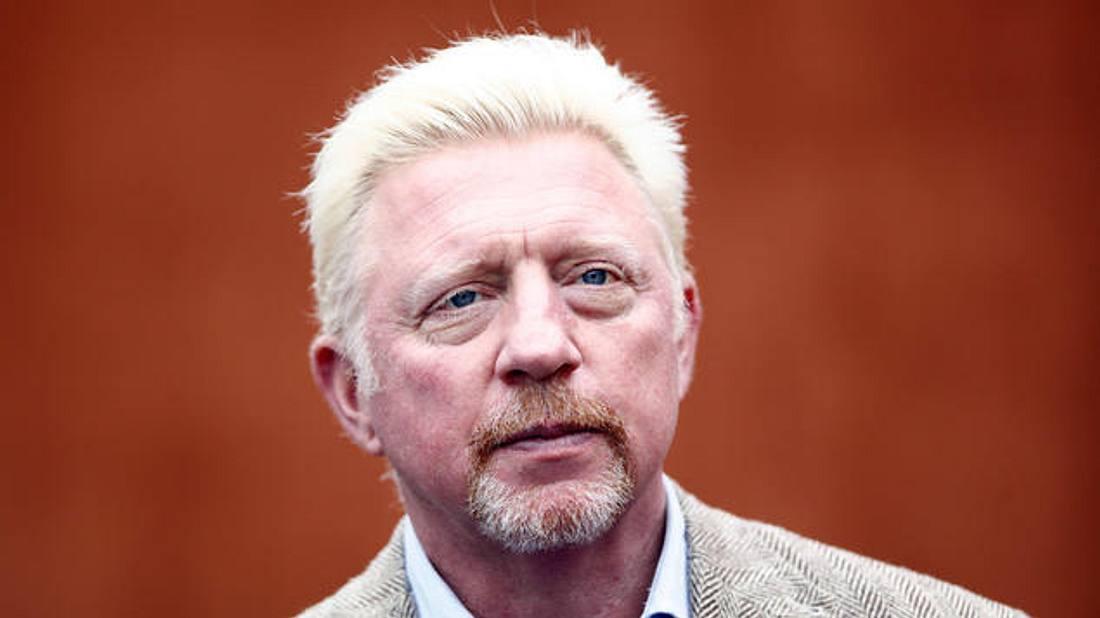 Boris Becker zeigt sich von seiner nachdenklichen Seite