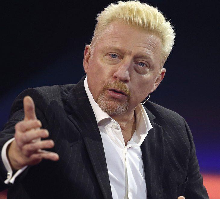 Boris Becker spricht erstmals über sein Insolvenzverfahren