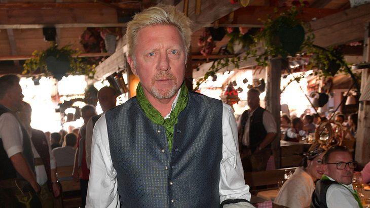 Boris Becker: Krebs-Schock!